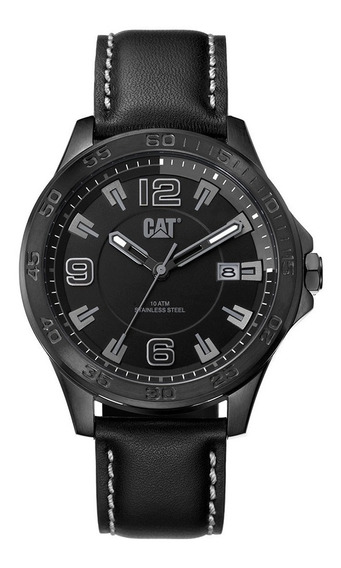 Reloj Para Caballero Cat Modelo Ad16134121 Negro