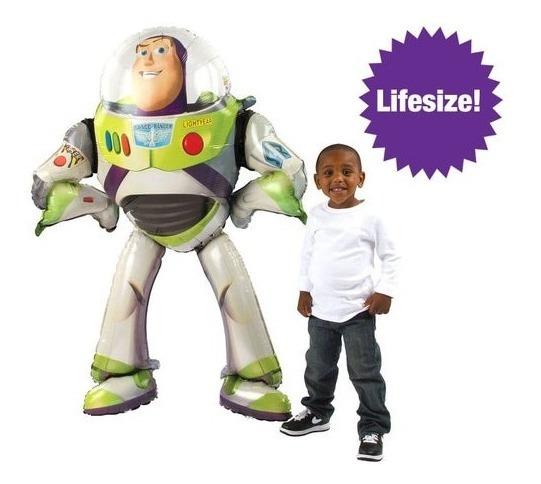 Buzz Light Year Globo Caminante Gigante Awk Fiesta Toy Story