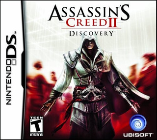 Assassins Creed 2 Discovery Nintendo Ds
