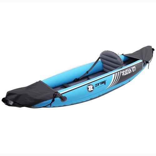 Kayak Inflable De 1 Asiento