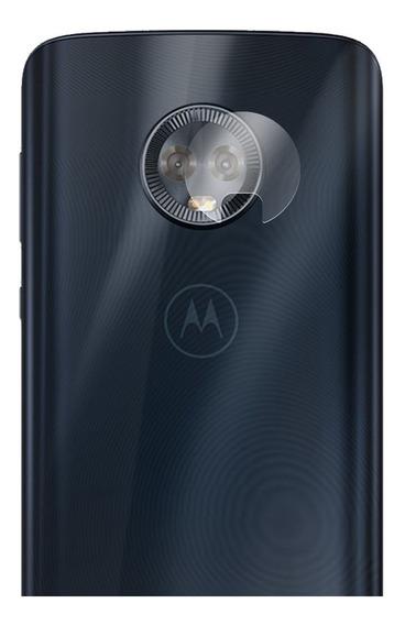 Película De Vidro Lente Câmera Moto G6 Plus - Gorila Shield