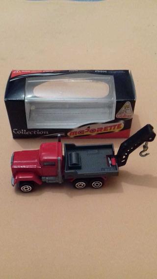 Caminhão Guincho #297 Majorette Gulliver 1/100