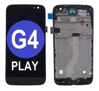 Tela Display Lcd Frontal Touch Moto G4 Play Xt1603