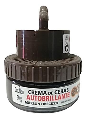 Imagen 1 de 2 de Crema De Ceras Autobrillante Camaleón Para Calzado De Piel