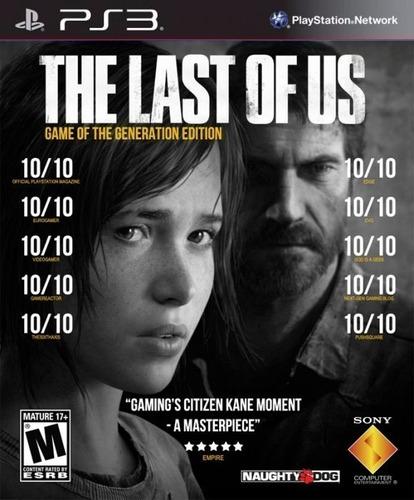 Imagen 1 de 1 de The Last Of Us + Left Behind ~ Ps3 Digital Español