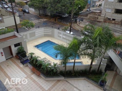 Apartamento Residencial Para Locação, Vila Nova Cidade Universitária, Bauru. - Ap1032