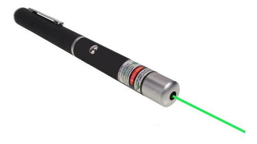 Imagen 1 de 10 de Apuntador Laser Verde 5mw 532nm 250m Ndd