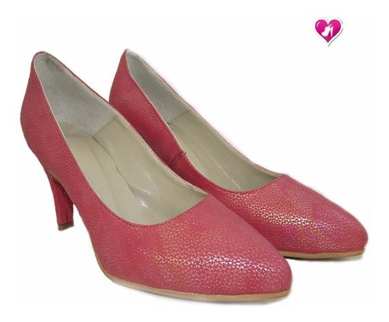 Stillettos Punta Taco Bajo Model Bass Color De Shoes Bayres