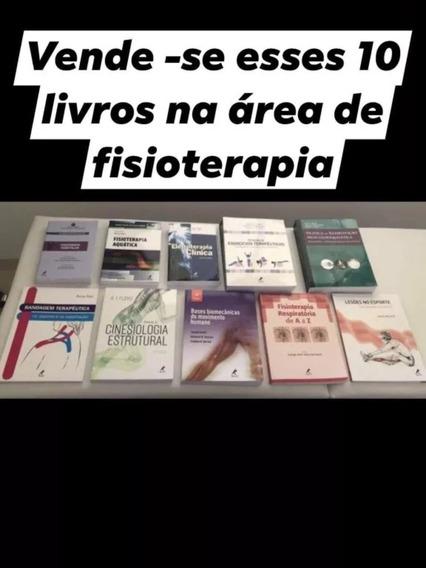 Livros Na Área De Fisioterapia