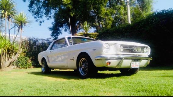 Precioso Mustang 1965 En Perfecto Estado