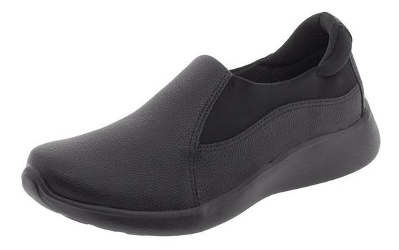 Sapato Feminino Piccadilly - 216003 Preto