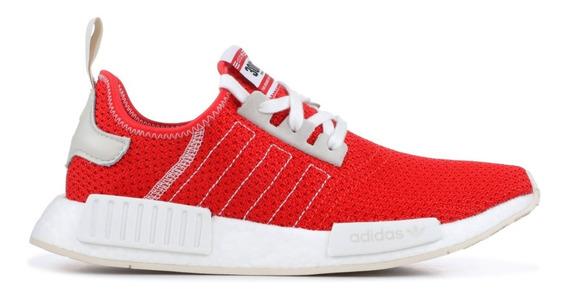Tenis adidas Nmd_r1 Originals Casual Red Bd7897