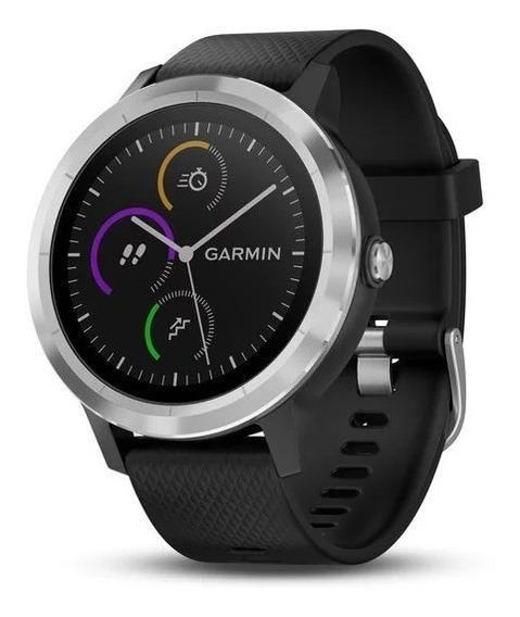 Relógio Garmin Vivoactive 3 / Tela 1.2 / Gps / Bluetooth