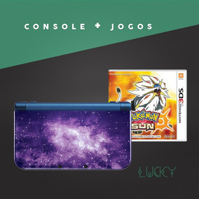 New Nintendo 3ds Xl + Pokemon!