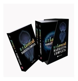 Narrativa Completa De H.p. Lovecraft. Pack 3 Tomos