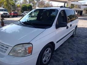 Ford Freestar 3.9 Minivan Lx Base At 2004