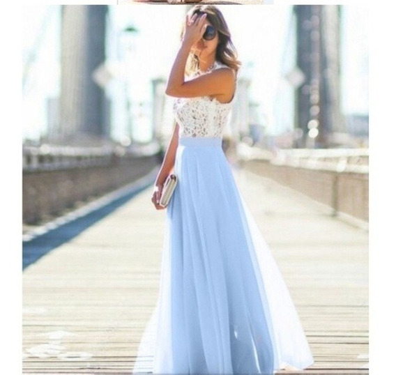 Vestido De Fiesta Hermoso!