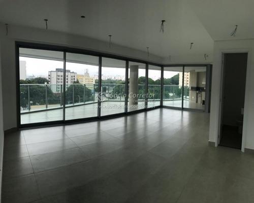 Imagem 1 de 15 de Apto Alto Padrão 265 M² - 4 Suítes - Ed. H300 - Santana - Apartamento A Venda No Bairro Santana - São Paulo, Sp - Sc01350