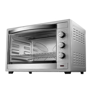 Horno Electrico Peabody Pe-he6065 Gris 60lts 2200w Acero *