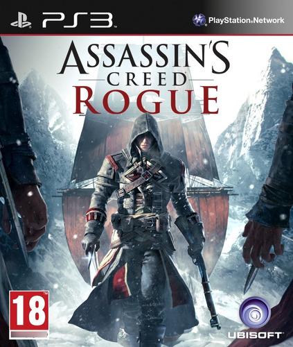 Imagen 1 de 2 de Assassins Creed  Rogue Ps3