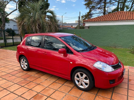 Nissan Tida 2012 Único Dueño