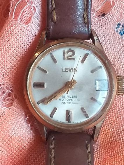 Relógio Feminino Levis