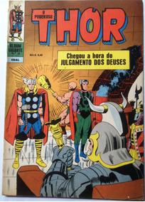 Thor N. 20 - Maio/1969 - Ebal - Ótimo