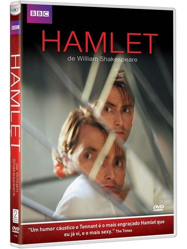 Imagem 1 de 1 de Dvd Hamlet De William Shakespeare