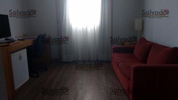 Apartamento Flat Em Centro - Santo André - 6569