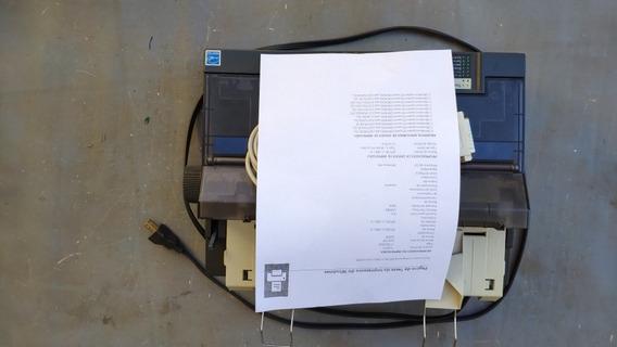 Impressora Matricial Epson Lx300+ii Preta