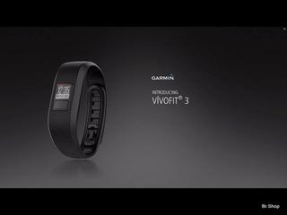 Relógio Garmin Vivofit 3 Monitor Atividades Frete Grátis Top