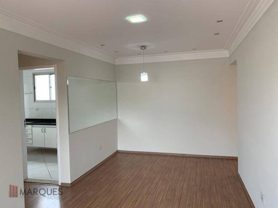 Apartamento Para Alugar, 60 M² Por R$ 1.100,00/mês - Centro - Guarulhos/sp - Ap0105