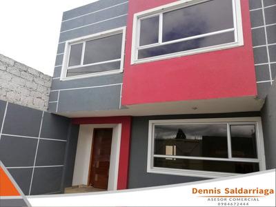 Casa En Venta Riobamba Sector Hospital Andino