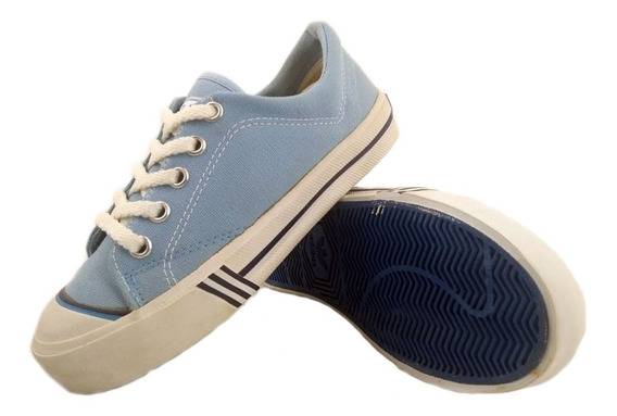 Zapatillas adidas Houston Celestes Urbana Niños Eezap