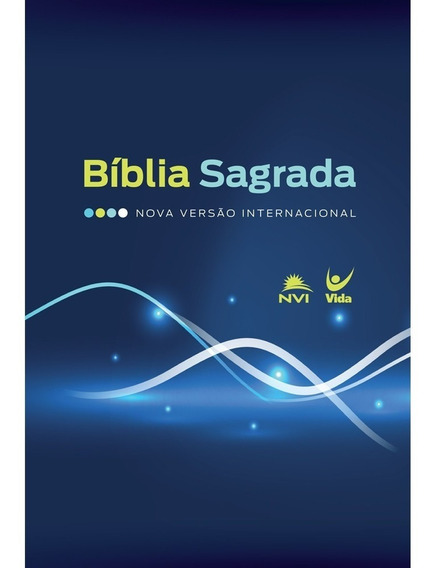 Bíblia Sagrada Nvi Capa Brochura