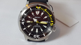Relógio Seiko Srp Prospex Diver Scuba Automatico Novo