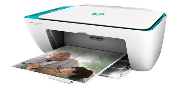 Impressora Multifuncional Hp 2676 Wifi Scanner Bivolt