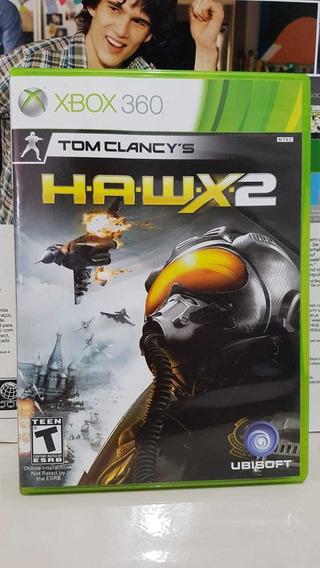 Tom Clancys Hawx 2 Xbox 360 Midia Física Original Hawx 2