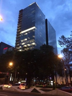 Torre Magenta En Reforma, Amueblado, 1 Persona O Pareja