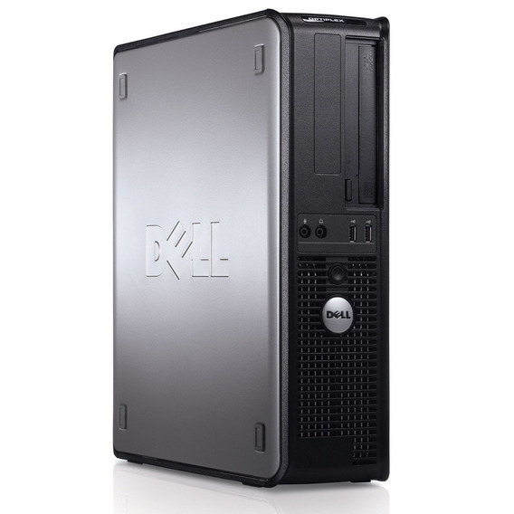 Cpu Dell Core2duo 2.93ghz 2gb Ddr3 160gb Optiplex 780 100%