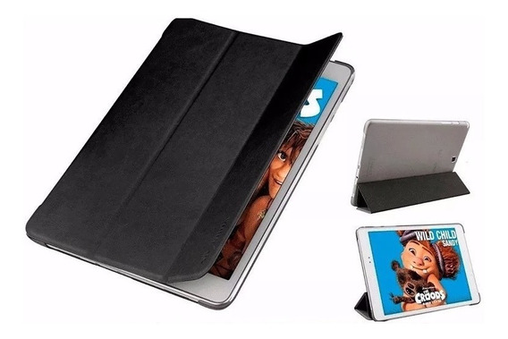 Capa Case Livro Smart Cover Samsung Tab A 8.0 T350