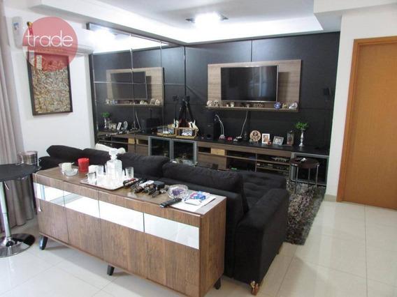 Apartamento Com 2 Dormitórios À Venda, 94 M² Por R$ 510.000,00 - Jardim São Luiz - Ribeirão Preto/sp - Ap4155