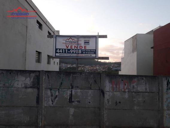 Terreno Residencial À Venda, Cidade Nova, Bom Jesus Dos Perdões. - Te1339