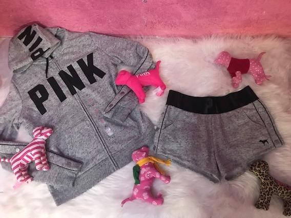 Pink Victoria Secret Conjuntos