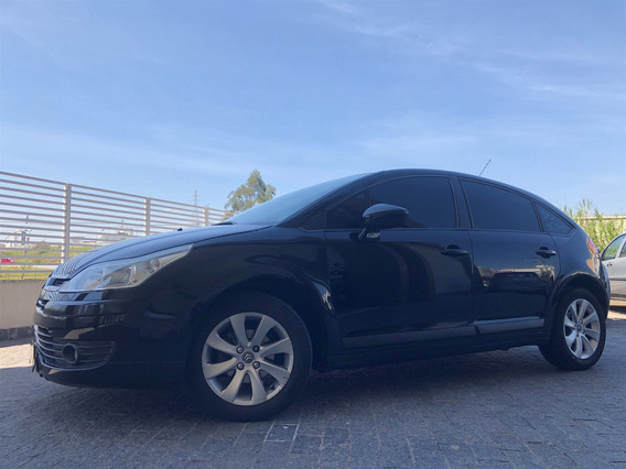 Citroën C4 1.6 Glx 16v Flex 4p Manual