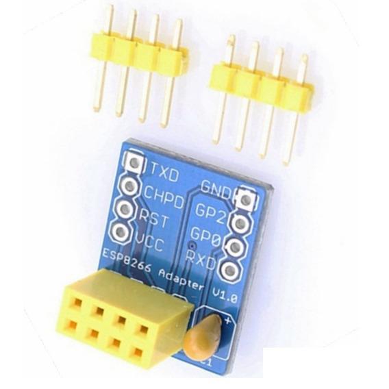 Adaptador Para Módulo Wifi Esp8266 Esp-01 Para Dip