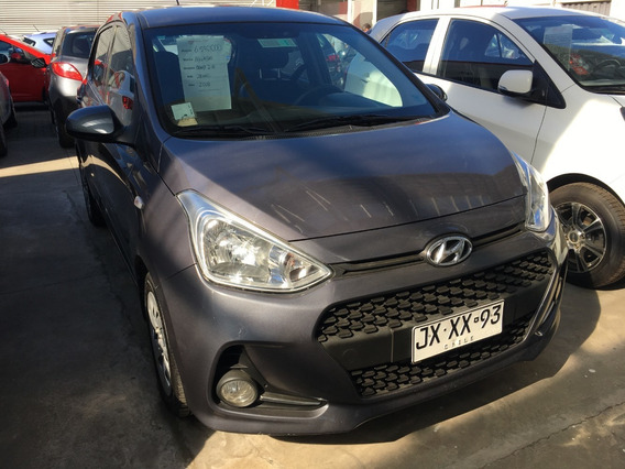 Hyundai Grand I10 2018 Consulta Por Financiamiento