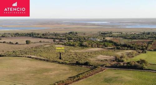 Lote De 12.600 M2 Con Vista Al Rio, Zona Termas De Victoria