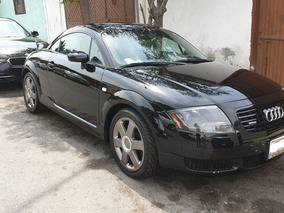 Audi Tt 1.8 Quattro 6vel 225 Hp At 2001