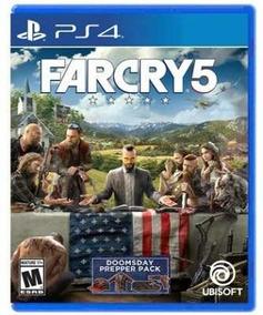 Far Cry 5 - Ps4 Juego Físico - Sniper Game